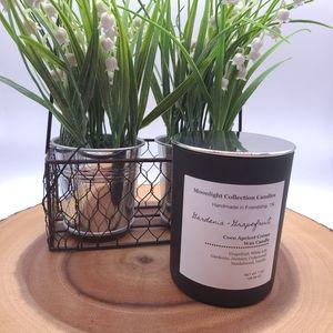 Handmade Gardenia + Grapefruit Candle Coconut Wax